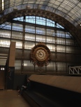 Horloge, musée d'Orsay