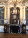 Une travée avec cheminée de la galerie des batailles
