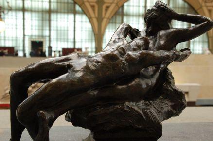 Rodin, Fugit amor, bronze d'après un plâtre de 1881 /Agence photographique du musée Rodin - Pauline Hisbacq