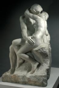 Rodin, Le Baiser, marbre, vers 1882 /Agence photographique du musée Rodin - Pauline Hisbacq