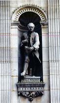 Rodin, D'alembert, Paris, Hôtel de Ville