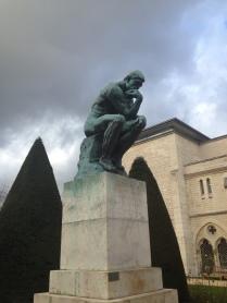 Rodin, Le Penseur, Musée Rodin /cultivetaculture