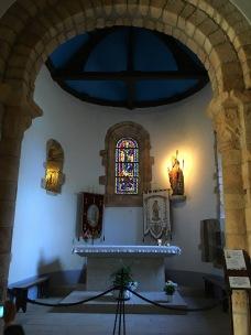 Choeur de la chapelle /cultivetaculture