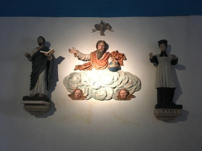 Saint Marc, Père Eternel, Saint Esprit et Saint Yves /cultivetaculture