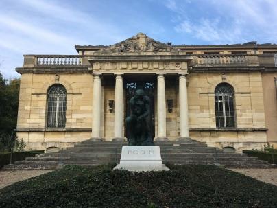 Le Penseur, musée Rodin, Meudon /cultivetaculture
