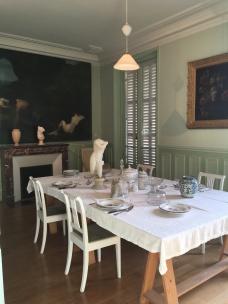 Salon de la Villa des Brillants, Meudon /cultivetaculture