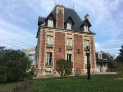 Villa des Brillants, Musée Rodin, Meudon /cultivetaculture