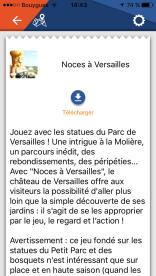 Furet compagny Versailles